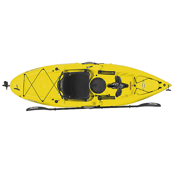 2019 Hobie Mirage Sport Kayak (Limited Availability), Golden Papaya, 600
