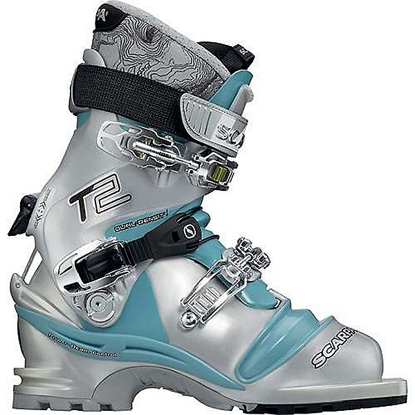 Scarpa T2 ECO Telemark Boot - Women's, , 600