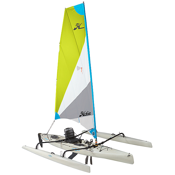 2019 Hobie Mirage Adventure Island Kayak (Limited Availability), Ivory Dune, 600