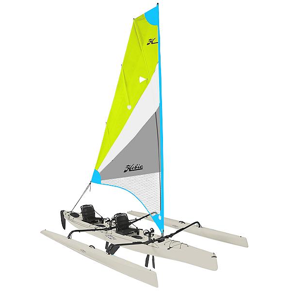 2019 Hobie Mirage Tandem Island Kayak (Limited Availability), Ivory Dune, 600