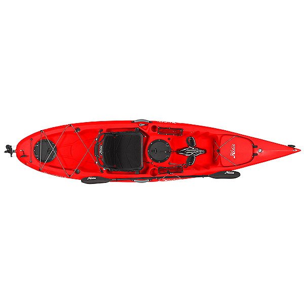 2019 Hobie Mirage Revolution 11 (Limited Availability), Red Hibiscus, 600