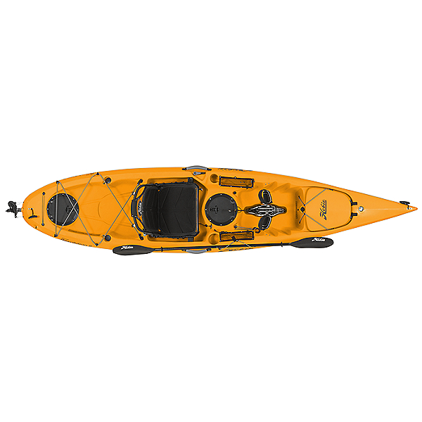 Hobie Mirage Revolution 11 Kayak, Papaya, 600