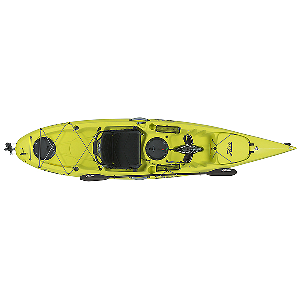 Hobie Mirage Revolution 11 Kayak, Seagrass, 600