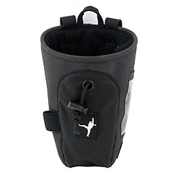 Metolius Techno ID Chalk Bag, Black, 256