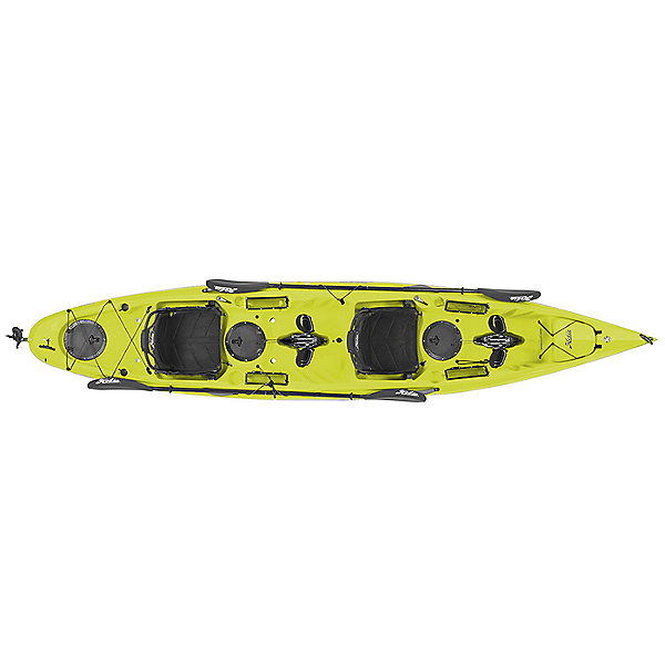 Hobie Mirage Oasis Tandem Kayak Seagrass, Seagrass, 600