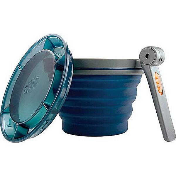 GSI Outdoors Collapsible Fairshare Mug, Blue, 600