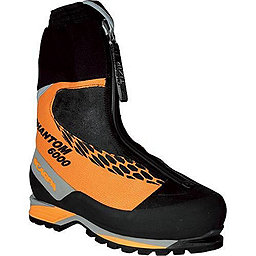Scarpa Phantom 6000 Mountaineering Boot, Orange, 256
