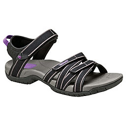 Teva Tirra Sandal - Women's, Black-Gray, 256