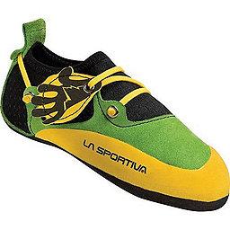 La Sportiva Stickit Rock Shoe Youth Green 256