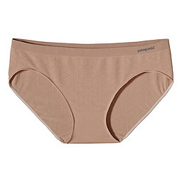 Patagonia Barely Hipster Brief - Women's, Geo Diamond: Rosewater, 256