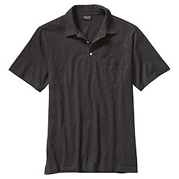 Patagonia Short-Sleeved Squeaky Clean Polo Shirt - Men's, Forge Grey, 256