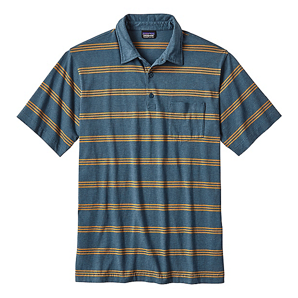 Patagonia Short-Sleeved Squeaky Clean Polo Shirt - Men's, , 600
