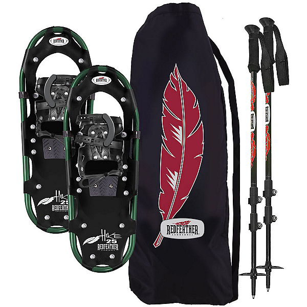 Redfeather Hike 30 SV2 Snowshoe Kit - Men, , 600