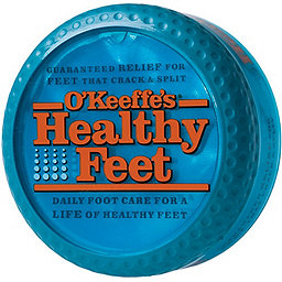 Accessories O'Keefe's Creme, Healthy Feet, 256