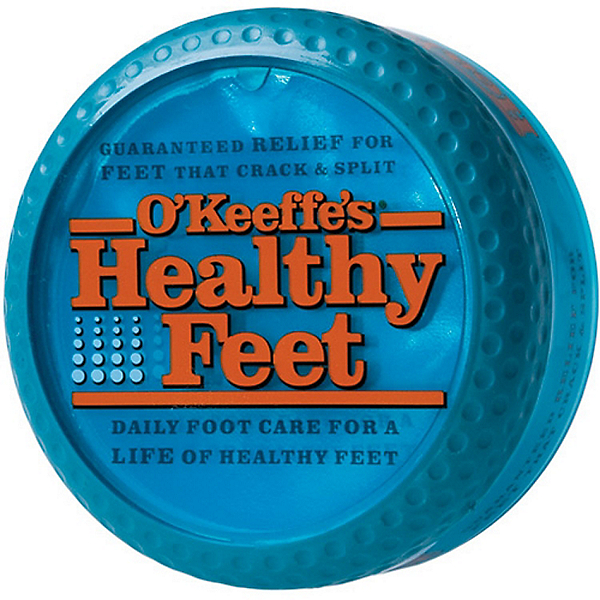 Accessories O'Keefe's Creme, Healthy Feet, 600
