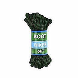 Accessories Alpine Boot Laces, Brown-Green, 256