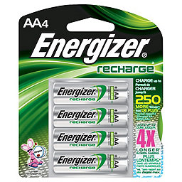 Accessories Energizer NiMH, 4 Pack, 256