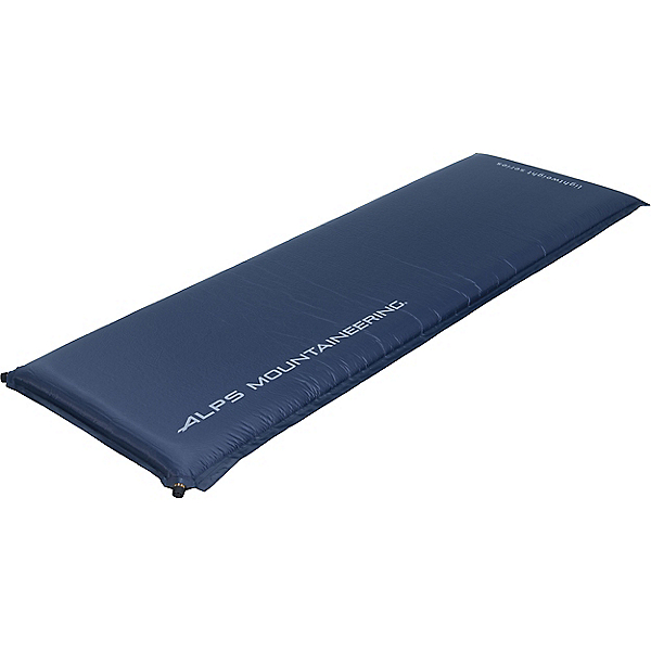 ALPS Mountaineering Lightweight Series Air Sleeping Pad - SHRT/Steel Blue, Steel Blue, 600