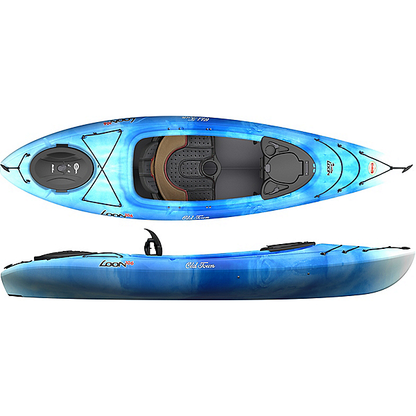 Old Town Loon 106 Kayak - 2019 Closeout, , 600