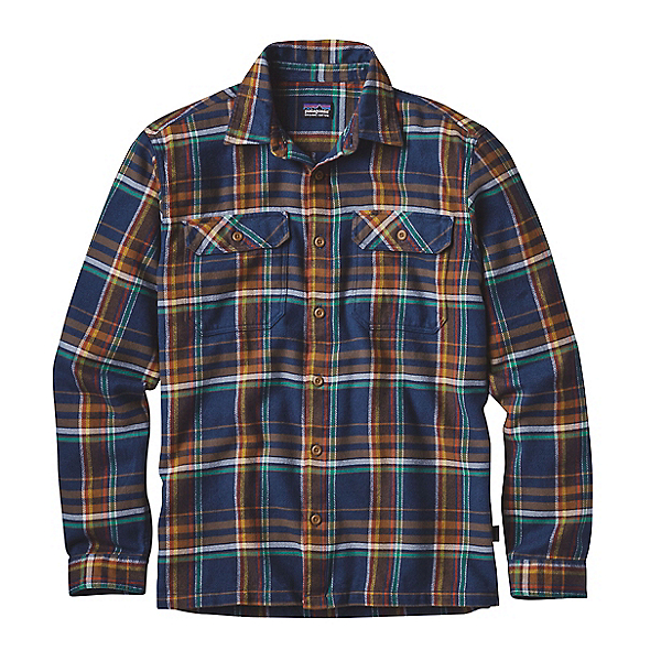 Patagonia Fjord Flannel Long Sleeve Shirt - Men's, , 600