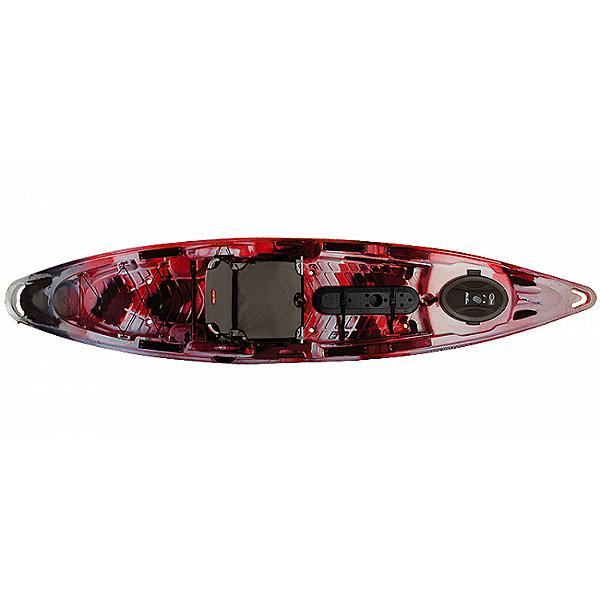 Old Town Predator 13 Kayak, Black Cherry, 600