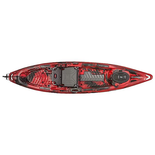 Old Town Predator XL Kayak, Black Cherry, 600