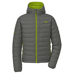 Outdoor Research Transcendent Hoody - Men's, Pewter-Lemongrass, 256
