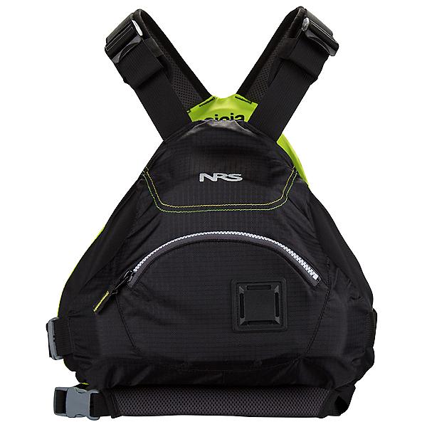 NRS Ninja PFD Life Jacket, Black, 600