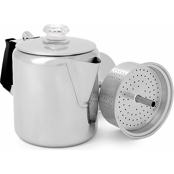 GSI Outdoors Glacier 3 Cup Stainless Steel Coffee Pot, , 600