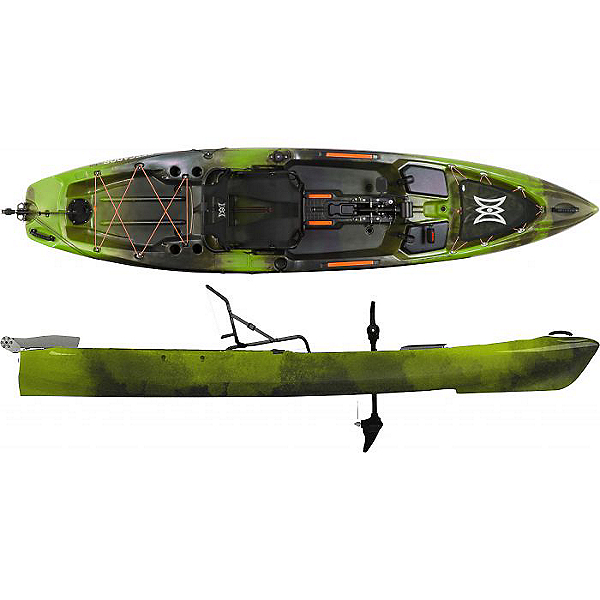 Perception Pescador Pilot 12 Pedal Kayak 2021, , 600