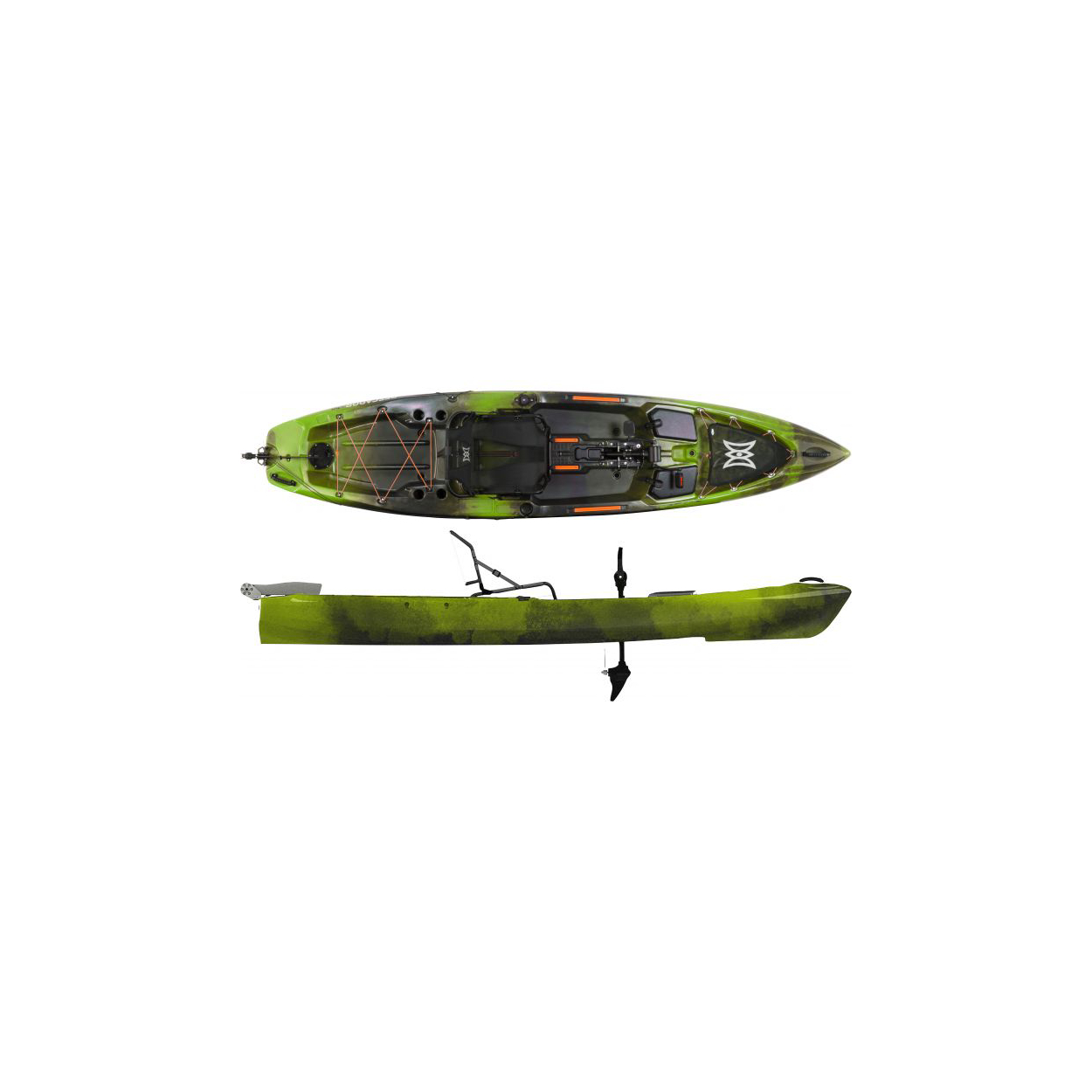 Shop Pedal & Motorized Kayaks for Sale at Austin Kayak - ACK