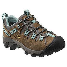 KEEN Targhee II Shoe - Women's, Black Olive-Mineral Blue, 256
