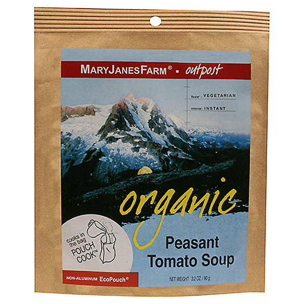 MaryJanesFarm Peasant Tomato Soup - Organic, , 600