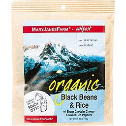 MaryJanesFarm Black Beans & Rice - Organic, , 256
