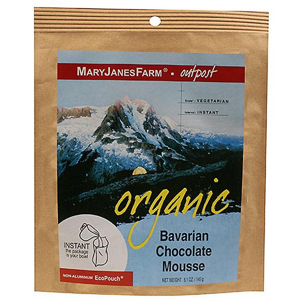 MaryJanesFarm Bavarian Chocolate Mousse - Organic, , 600