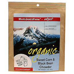 MaryJanesFarm Sweet Corn & Black Bean Chowder - Organic, , 256