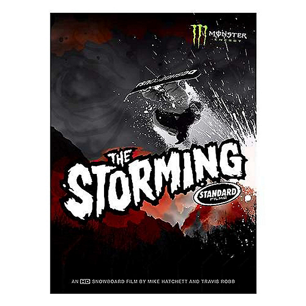 Accessories The Storming DVD, , 600