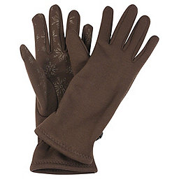 Live to Play Power Stretch Glove - Women's, Brown, 256