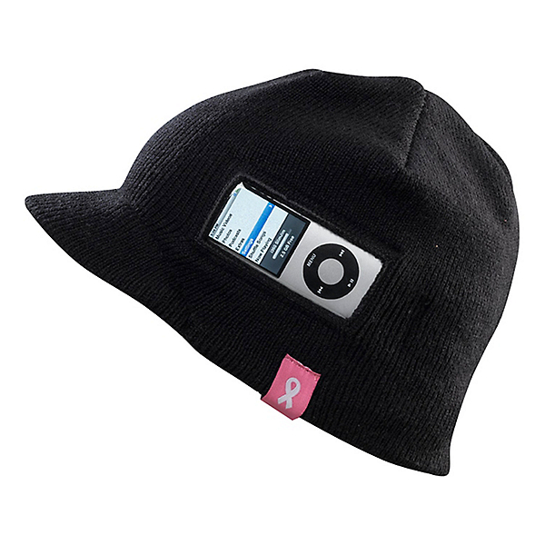 Accessories AWARE Hat Beanie, Black-Pink, 600