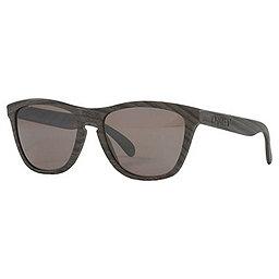 Oakley Frogskins Sunglasses, Woodgrain w-Prizm Daily Polar, 256