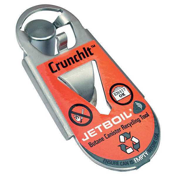 CrunchIt Butane Fuel Canister Recycling Tool