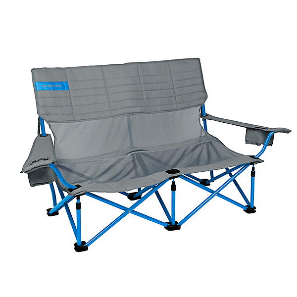 Kelty Low Loveseat Mesh Two Seat Folding Chair, , 600