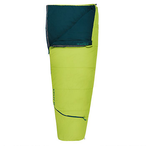 Kelty Rambler 50F Sleeping Bag, Green Apple, 600