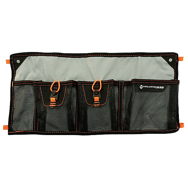 Wilderness Systems Mesh Storage Sleeve - 4 Pocket, , 600
