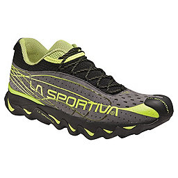 La Sportiva Electron Shoe - Women's, Grey-Lime, 256