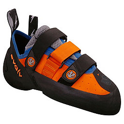 Evolv Shaman Rock Shoe - Men's, Orange-Blue, 256