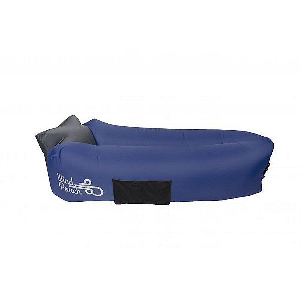 Wind Pouch GO Inflatable Hammock - Clearance, Navy Blue, 600