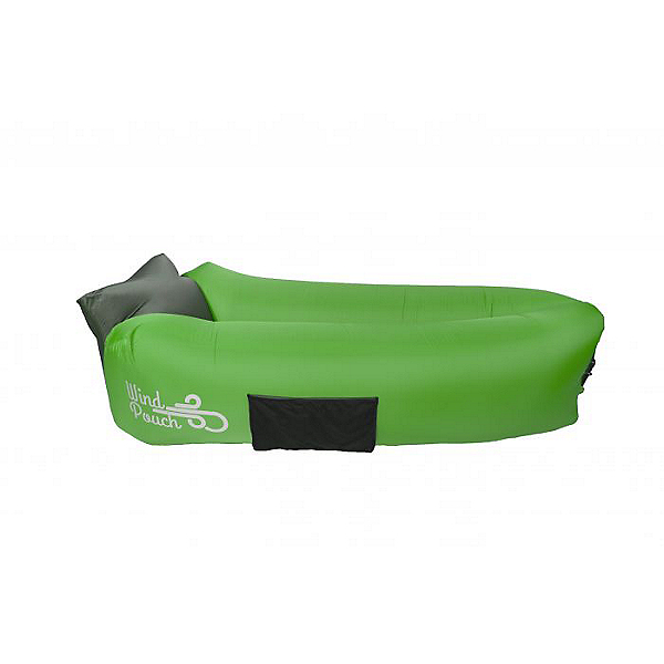 Wind Pouch GO Inflatable Hammock - Clearance Emerald Green, Emerald Green, 600
