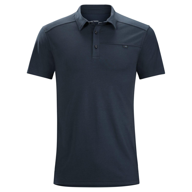Arcteryx Captive Polo Ss Short Sleeve Shirt Mens