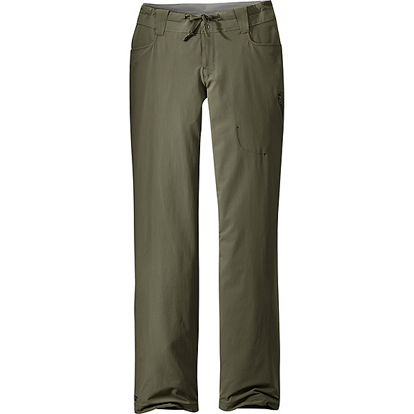 Outdoor Research Ferrosi Pant - Women's - 6/Fatigue, Fatigue, 600